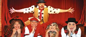 Gatlinburg Shows | <b>Sweet Fanny</b> Adams Theatre | Musical Comedy