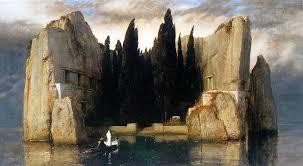 Остров мёртвых (картина) — Википедия