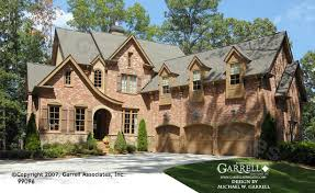 Cheshire House Plan   House Plans by Garrell Associates  Inc Cheshire   European Manor House Plans  Tudor House Plans