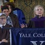 Hillary Clinton's Yale Commencement Speech Gets Real About Life After The 2016 Election