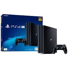 Купить Игровая консоль <b>PlayStation 4 Pro 1TB</b> Black в каталоге ...