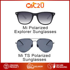 [ORIGINAL] <b>Xiaomi Mi</b> Mijia <b>Polarized Explorer Sunglasses</b> / TS ...