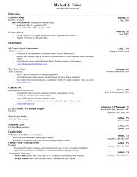 resume template example simple format pertaining to microsoft 85 marvellous resume format microsoft word template