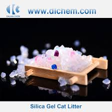 China <b>High Quality</b> Bulk <b>Silica Gel</b> Cat Litter Wholesale #37 - China ...