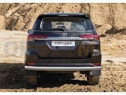 <b>R</b>.<b>5720.008 Защита заднего</b> бампера <b>76 мм</b> для Toyota Fortuner ...