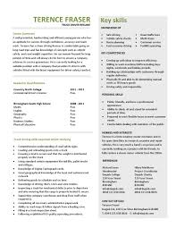 truck driver resume template example verypdf online tools truck driver resume template example