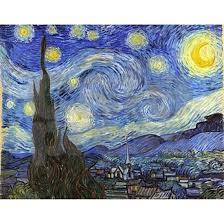Starry Night - <b>Van Gogh Drawstring Bag</b> by Admin_CP10388289 ...