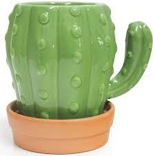 """<b>Кружка Balvi</b> """"Cactus"""", с блюдцем, 450 мл — купить в интернет ..."""