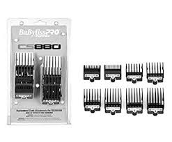 BaBylissPRO BarberOlogy Comb Set, 880 Models ... - Amazon.com