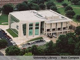 Image result for University of South Alabama Library