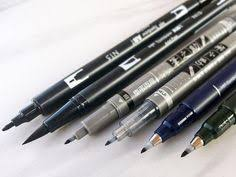 <b>STA 9pcs</b>/set <b>Micron</b> Pen Waterproof And Fade Proof Tip Fine Liner ...