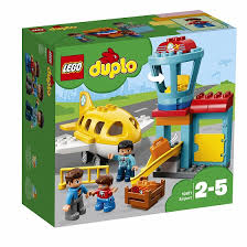 <b>Конструктор LEGO DUPLO</b> Town 10871 Аэропорт - купить в ...
