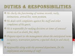 Job description & job specification ... 10.