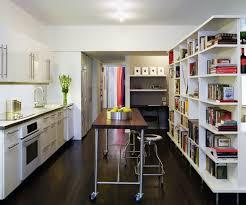 modern built kitchen