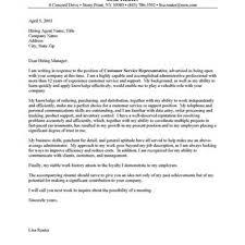 customer service officer cover letter  seangarrette cocustomer