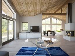 Modern House Plan CH   F  M  B  Small House Plan big windows    house designs    ch house plan jpg