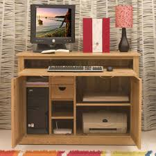 baumhaus mobel oak hidden home office hideaway baumhaus mobel solid oak printer