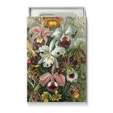 "Коробка для чехлов ""<b>Орхидеи</b> (Orchideae, Ernst Haeckel ..."