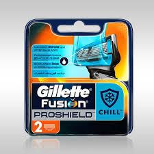 Бритвенные <b>кассеты</b> Gillette <b>Fusion ProShield</b> Chill