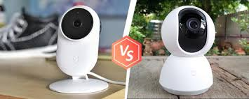 Xiaomi Mijia SXJ02ZM VS Xiaomi Mijia 720P Home Panoramic WiFi ...