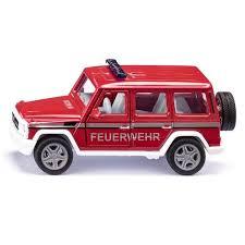 Пожарная патрульная <b>машина Siku Mercedes-Benz</b> G65 AMG ...