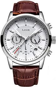 <b>LIGE Men's Watches</b> Online