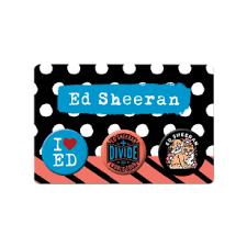 <b>Ed Sheeran</b> - Official Webstore