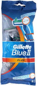Набор одноразовых станков для бритья, 5шт - Gillette ... - MAKEUP