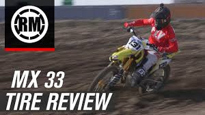<b>Dunlop MX33 Geomax</b> Motocross Tire Test - YouTube