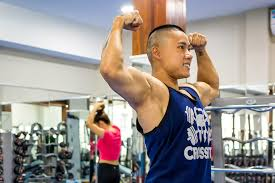 this transgender bodybuilder is crushing barriers in vietnam kendy aims to enter international bodybuilding tour nts next year