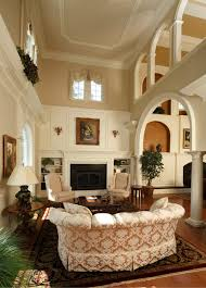 style home traditional living room