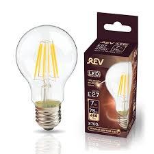 <b>Лампа REV</b> Ritter 32422 5 filament a60 e27 5w 2700k <b>deco premium</b>