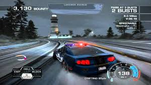 need for speed hot pursuit cop gameplay snake pit
