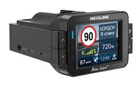 <b>Neoline X</b>-<b>COP 9100s</b> – гибрид <b>видеорегистратора</b> и радар ...