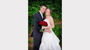 gallery look who tied the knot the border mail melinda honey wore a sophia tolli gown and was given away by her brother stephen honey