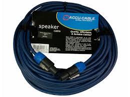 <b>Акустический кабель American Dj</b> Speakon Speakon 20m AC PRO ...