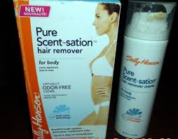 Sally Hansen Cream Hair Removal Kit