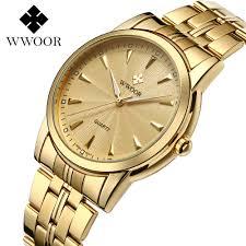 2019 NEW <b>WWOOR</b> watches <b>men</b> Top Brand fashion quartz watch ...