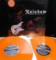 <b>Rainbow</b> – <b>Long Island</b> 1979 (Limited Edition Orange Double LP ...