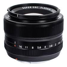 <b>Объектив FUJIFILM XF 35mm</b> f/1.4 R — купить в интернет ...
