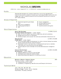 resume template cv templates samples examples 89 interesting resume template