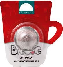 <b>Ситечко для чая</b> ATMOSPHERE Basic AT-B004 – купить в сети ...