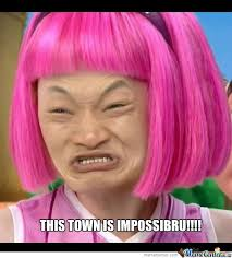 Lazy Town Memes. Best Collection of Funny Lazy Town Pictures via Relatably.com