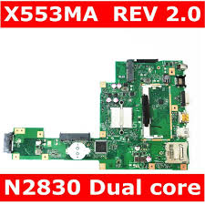 X75VD GT610M 1GB <b>4GB</b> RAM <b>Mainboard</b> REV 2.0 For ASUS ...