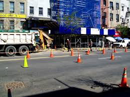 construction site safety for nyc sewer and water work construction site safety safe job site