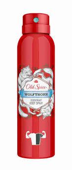 <b>Дезодорант</b> спрей <b>мужской Old</b> SpIce Wolfthorn 125мл - купить с ...