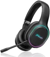 SLuB Bluetooth <b>Headphones</b> Over Ear <b>Game Wireless</b>/Wired/TF