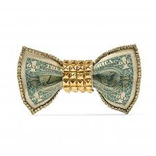 Rent or Buy <b>Bijoux De Famille</b> Diamante Trimmed Dollar Note ...