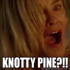 knotty pine Fiona AHS Coven meme | via Relatably.com