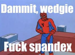 Ultimate Spider-Man Meme Thread! | Page 2 | TigerDroppings.com via Relatably.com